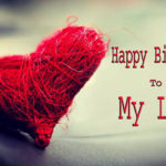 Happy birthday status for fiance