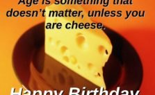 Humorous Happy Birthday Sayings | Wishes | Quotes