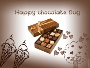 Chocolate day status and wishes