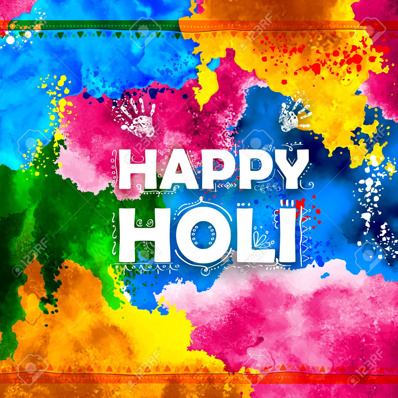 Happy Holi wishes 2020