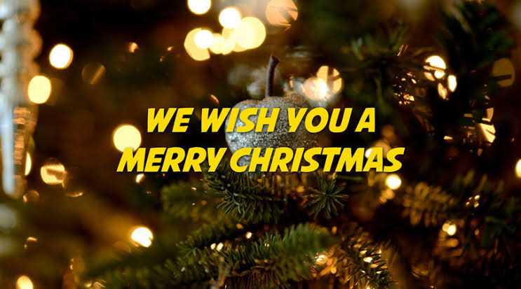 Merry Christmas wishes text 2019